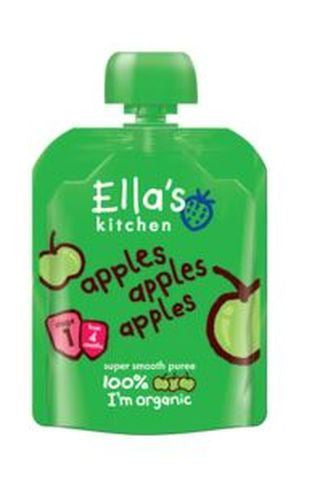 Ellas Kitchen First Taste - Apples 70g - Vitalityfoods