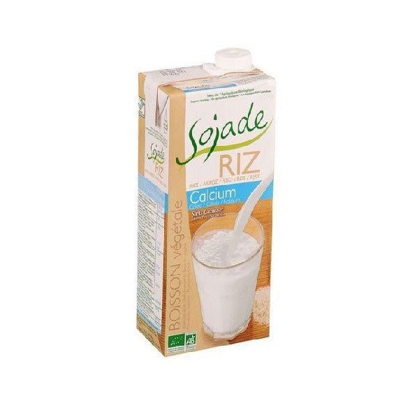 Sojade Org Rice Drink Calcium 1000ml - Vitalityfoods