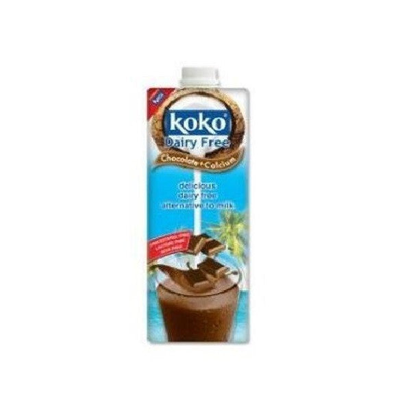 Koko Dairy Free Chocolate + Calcium 1000ml - Vitalityfoods
