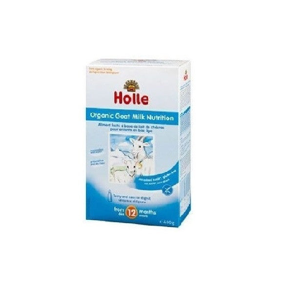 Holle Org Goats Milk Follow on 2 400g - Vitalityfoods