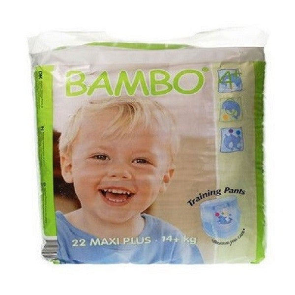 Beaming Baby Bambo Nature Jun Trainin Pants 20'spieces - Vitalityfoods