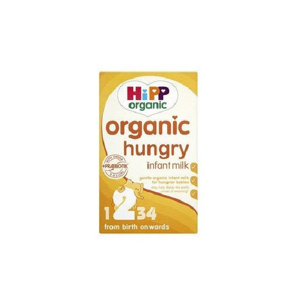 Hipp Hungry Infant Milk 800g - Vitalityfoods