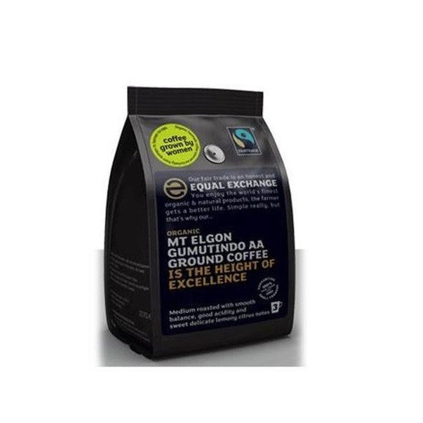 Equal Exchange Org F/T Gumutino Ground Coffee 227g - Vitalityfoods