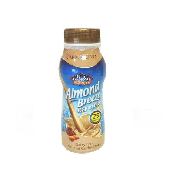 Blue Diamond Almond Breeze Cappuccino Iced 250ml - Vitalityfoods
