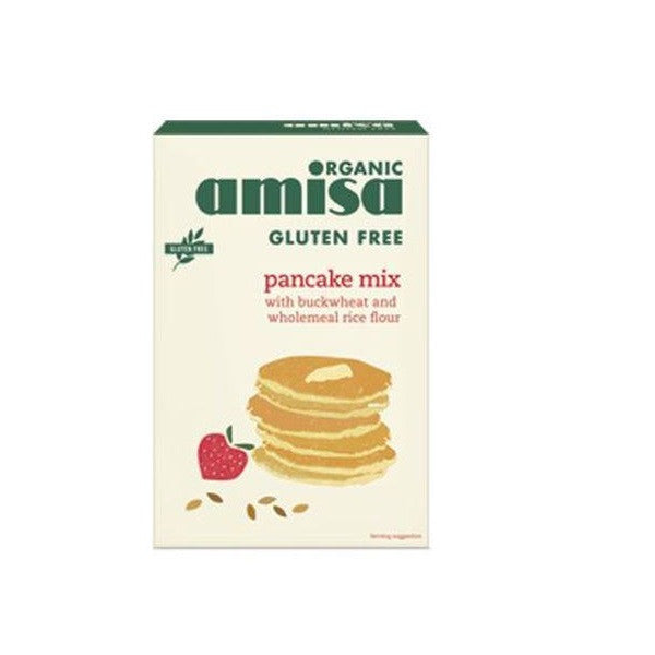Amisa Brownie Mix Gluten Free 400g - Vitalityfoods