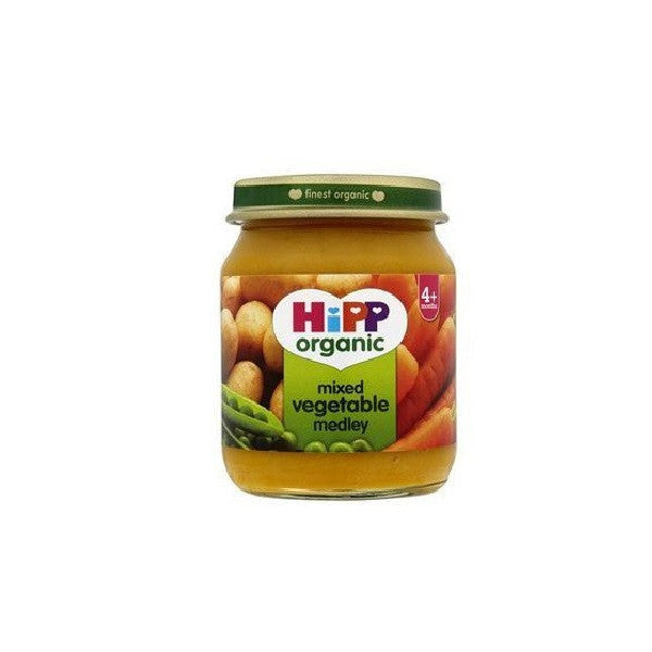 Hipp Mixed Vegetable Medley 125g - Vitalityfoods