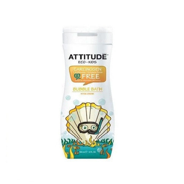 Attitude Little Ones Bubble Bath 355ml - Vitalityfoods