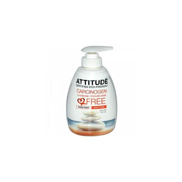 Attitude Daily Care Hand Soap 295ml - Vitalityfoods