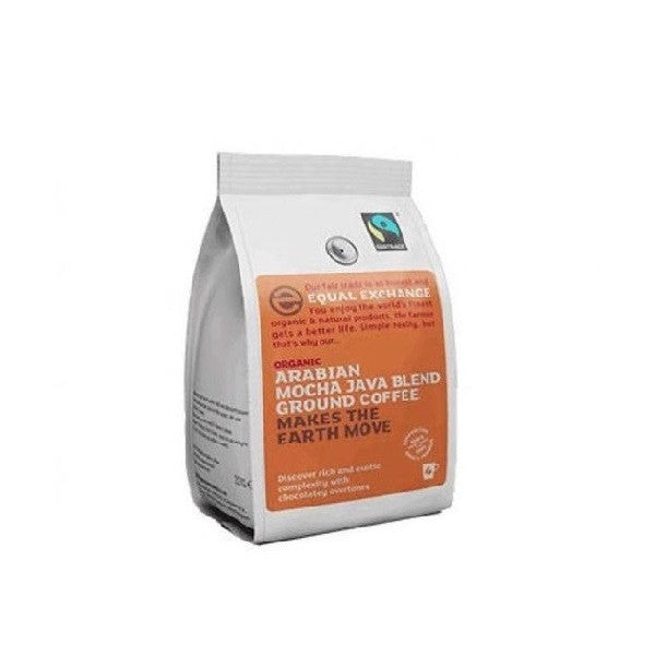 Equal Exchange Org F/T Mocca Grd Coffee 227g - Vitalityfoods