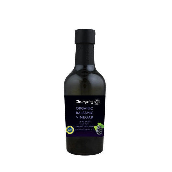 Clearspring Organic Balsamic Vinegar 500ml - Vitalityfoods