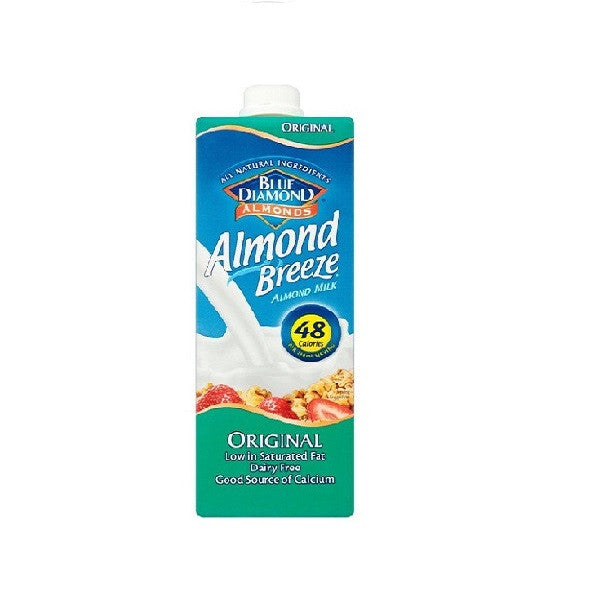 Blue Diamond Almond Milk Original 1000ml - Vitalityfoods