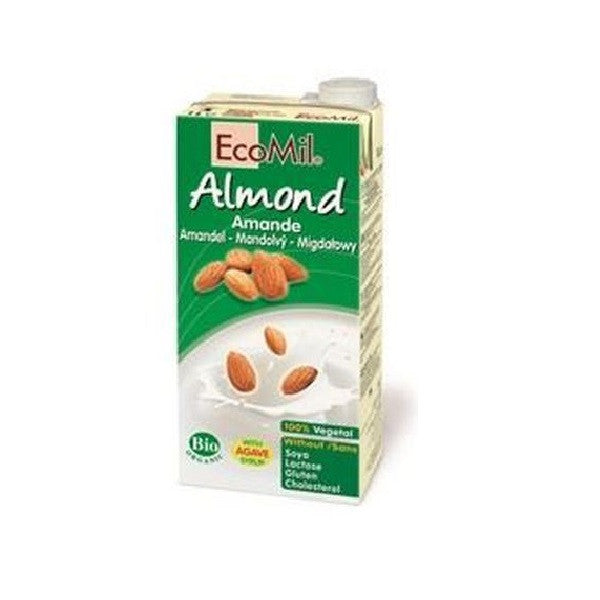 Ecomil Org Almond Drink 1000ml - Vitalityfoods