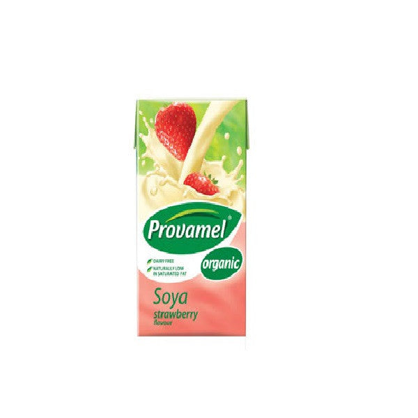Provamel Soya Strawberry Shake 250ml - Vitalityfoods