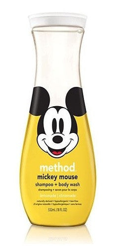 Method Mickey Mouse Body Wash 532ml - Vitalityfoods