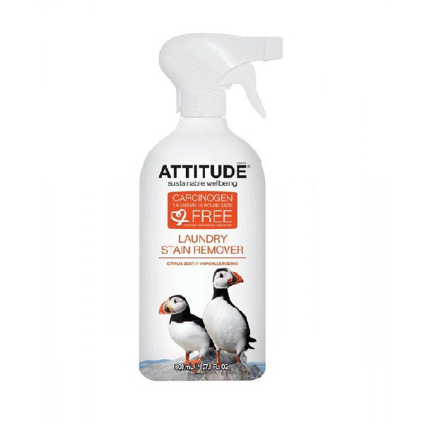 Attitude Laundry Stain Remover 475ml - Vitalityfoods
