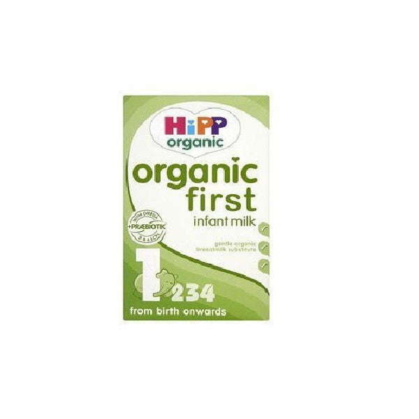 Hipp First Infant Milk 800g - Vitalityfoods