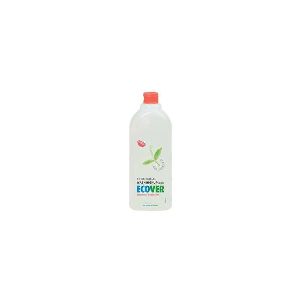 Ecover Washin Up Liquid G/Fruit G Tea 500ml - Vitalityfoods
