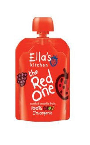 Ellas Kitchen Smoothie Fruit - Red One 90g - Vitalityfoods