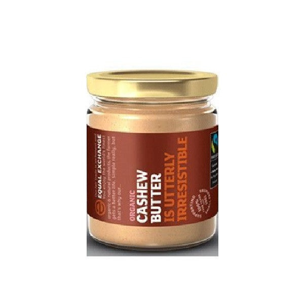 Equal Exchange Org F/T Cashew Nut Butter 170g - Vitalityfoods