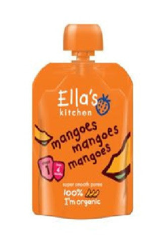 Ellas Kitchen First Taste - Mangoes 70g - Vitalityfoods