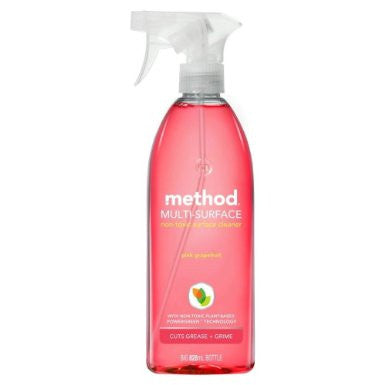 Method All Purpose Spray Pink Grapefr 828ml - Vitalityfoods