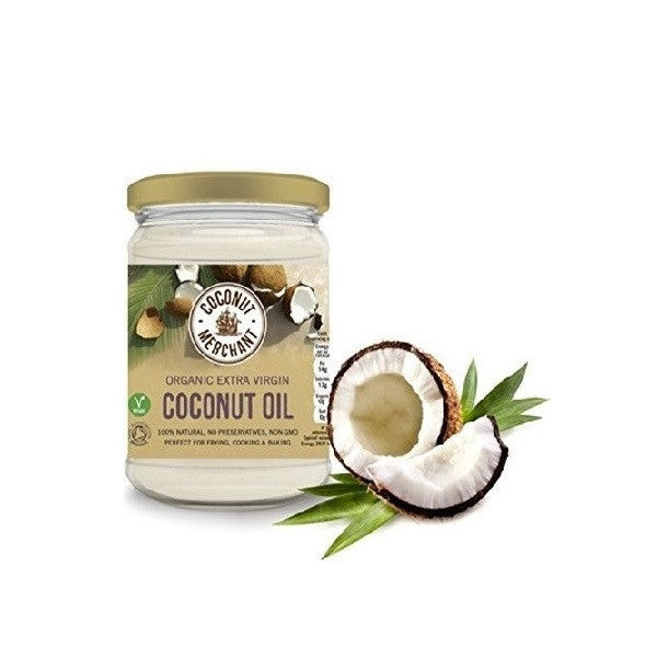 Coconut Merchant Coconut Oil 500ml - Vitalityfoods
