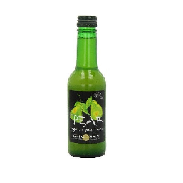 James White Org Pear Juice 750ml - Vitalityfoods