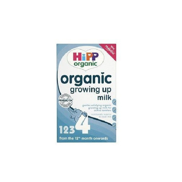 Hipp Growing Up Milk 600g - Vitalityfoods