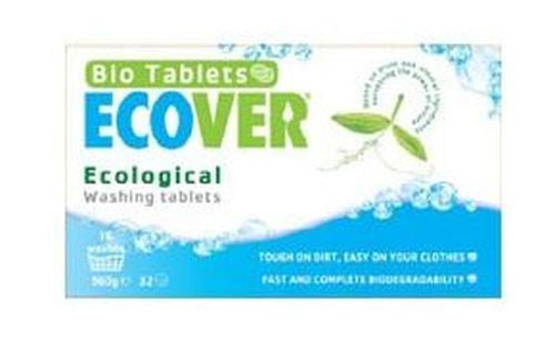 Ecover Laundry Tablets 32 tablet - Vitalityfoods