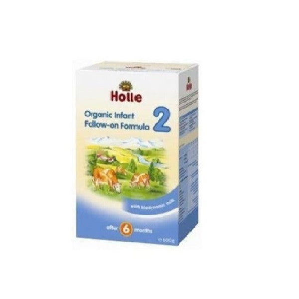Holle Org Baby Infant Follow On 2 600g - Vitalityfoods