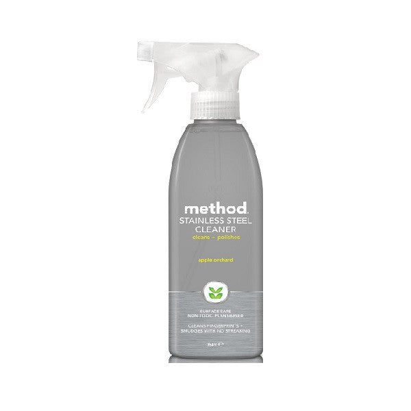 Method Stainless Steel Polish Spray 354ml - Vitalityfoods