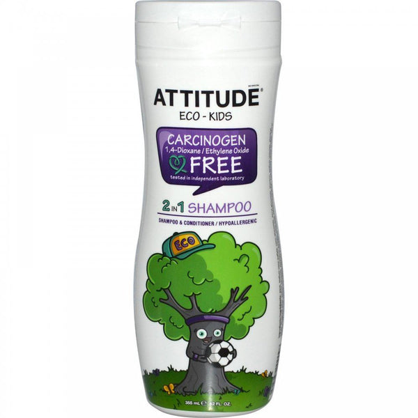 Attitude Little Ones Shampoo 355ml - Vitalityfoods