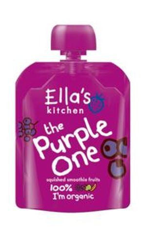 Ellas Kitchen Smoothie Fruits - Purple One 90g - Vitalityfoods