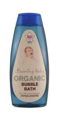 Beaming Baby Org Bubble Bath 250ml - Vitalityfoods
