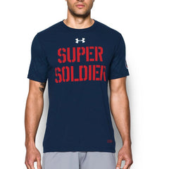 Alter Ego Captain America Super Soldier T-Shirts - Navy