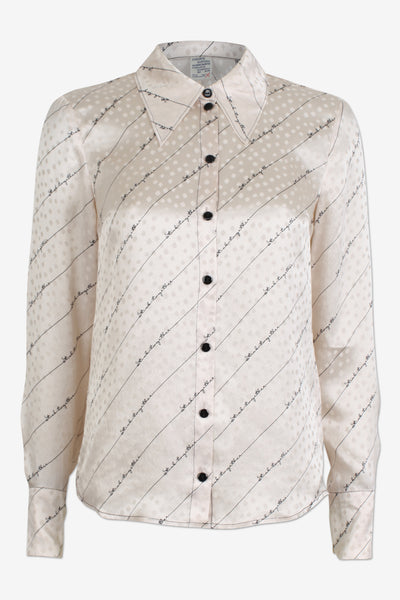 montana silk shirt by Baum