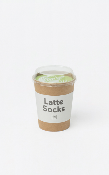 Latte Socks Matcha