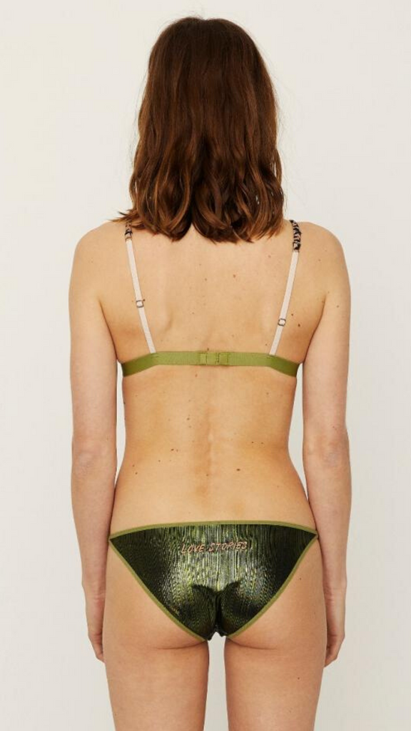 Shelby Brief Jungle Knit