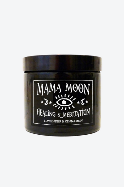 Healing and Meditation Candle