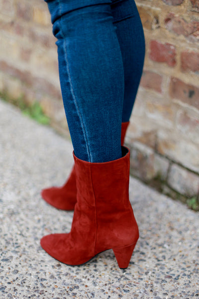 Cecil Rust Boots