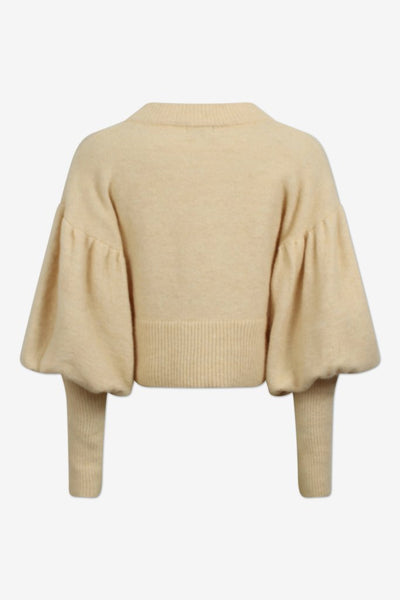 Coline Yellow Sweater