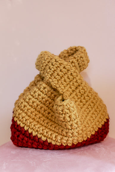 Knitted Shopper
