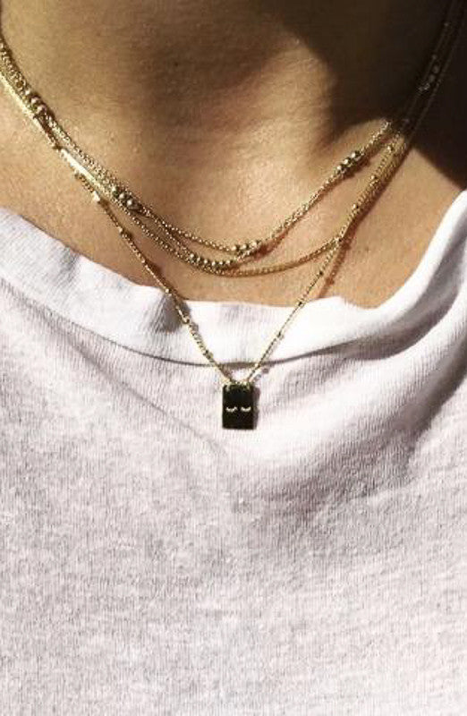Coucou Necklace