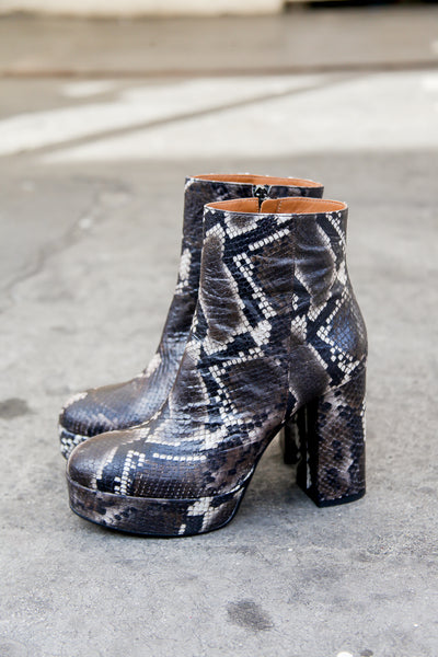 Paige Snake Boots