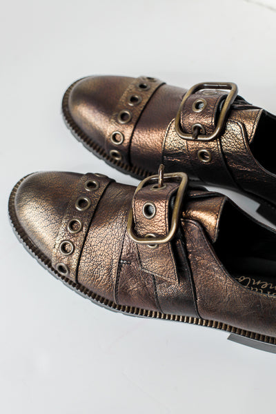 Bick Bronze Shoes