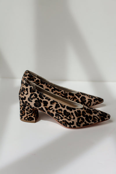 Guen Pony Pumps