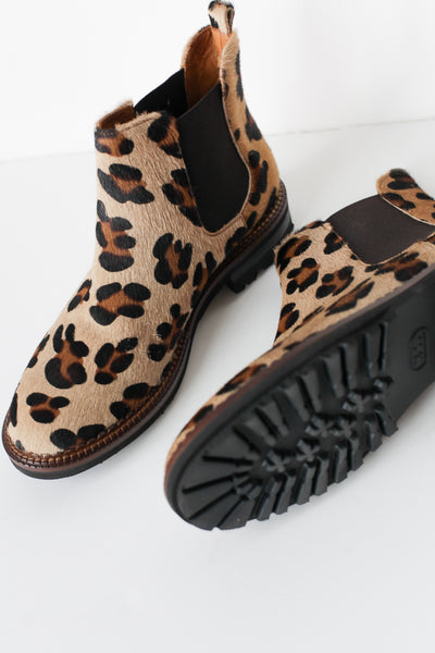 Lily Leopard Boots