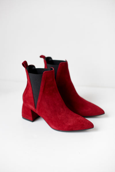 Vera Boots Red