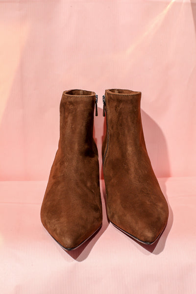 Jillian Brown Boots