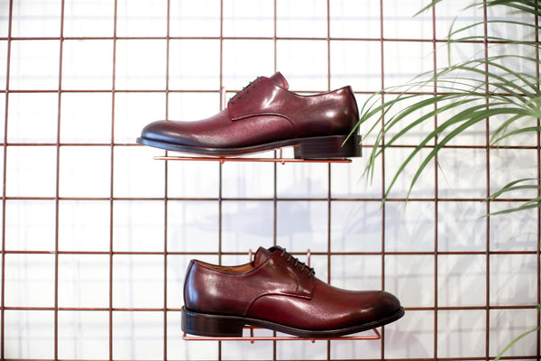AMORE DERBY SHOES